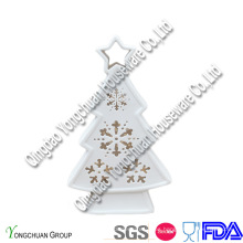 Árbol de Navidad decorativo de cerámica