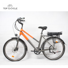 Popular Green sustainable city electric bike bicyle 2017