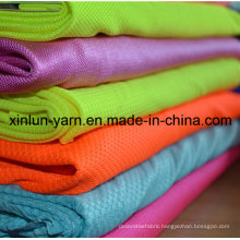 Breathable Fabric Ventilate Textile Lycra Fabric with Air Flow