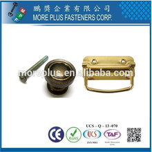 Taiwan Stainless steel 18-8 Copper Brass Chest Handles Cabinet handles hardware Stainless Hinge