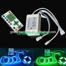 12V 216W 9CH 25 Key IR Remote & rgb Controller For Horse Race Lamp LED Strip Light