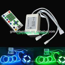 12В 216w ряд 9 канальный 25 ключ ИК-пульт дистанционного & контроллер RGB для скачки лампы светодиодные ленты света
