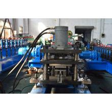 Máquina formadora de rolos de suporte solar com certificação CE e ISO