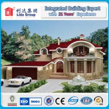 Lgs Light Steel Structure Villa