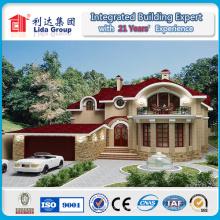 Lgs Light estrutura de aço Villa