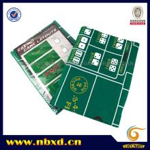 Estera verde del póker (SY-T22)