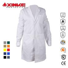 roupa de enfermeira de algodão de alta qualidade no hospital