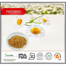 High Quality 100% Natural Certificated Organic Feverfew Extract Powder