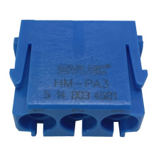Pneumatic quick connector for Heavy duty connector