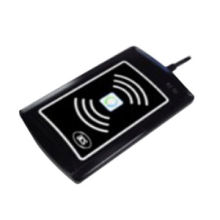 Dual Interface IC Card Reader, Compliant with PC/SC for Contact, Contactless and SAM Card Interface