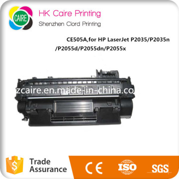 Совместимый тонер-картридж 05A CE505A для HP Laserjet P2035 / P2035n P2055D / P2055dn / P2055X