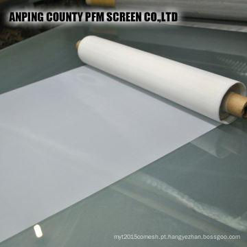 tela de impressão de tela de pano de malha de seda de poliéster