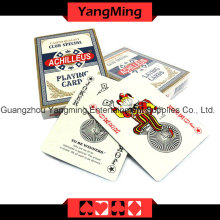 Black Core Paper Korea Import Poker Card (YM-PC07)