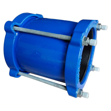 Flexible Kupplung für duktiles Eisenrohr oder Stahlrohr