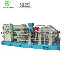 5 etapas de la compresión Compresor del gas natural del aumentador de presión del GNC