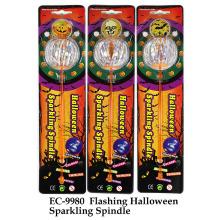 Brinquedo de fuso espumante Halloween Sparkling