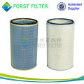 FORST Hot Sell Industrial Pleated Air Filter Cartridge