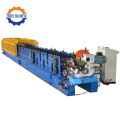 Square Steel Water Gutter Forming Machine