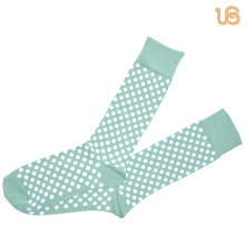 Men′s Comb Cotton Sock for USA