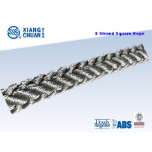 8 Strand Nylon Square Rope
