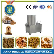 Factory price dog feed extruder making equipment fish feed dryer machine