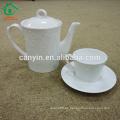 Großhandel maßgeschneiderte billige Keramik-Dinner-Set Porzellan Geschirr für Restaurant gesetzt