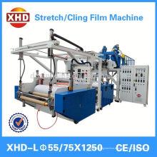 Máquina de extrusión de película de polietileno