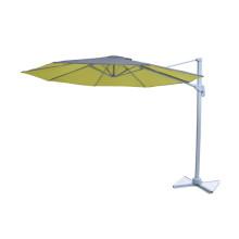 Grünes wasserdichtes Fancy Outdoor Regenschirm