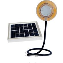 Flexible Solar Camping Licht mit Handy-Ladegerät