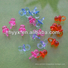 Wholesale Best Acrylic Baby Pacifiers Shower