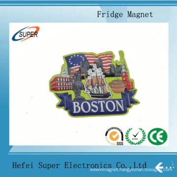 Custom Hot Sale PVC Fridge Magnet
