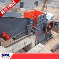 vibration screw feeding machine for iron ore
