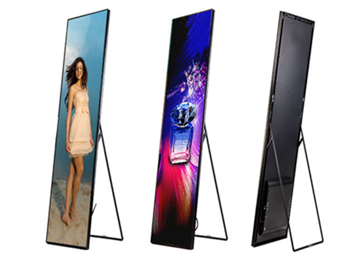 Shopping Mall Advertising LED Poster Screen