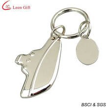 Venda quente chaveiros Metal em branco fresco (LM1553)