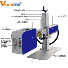 Machine de marquage laser en métal