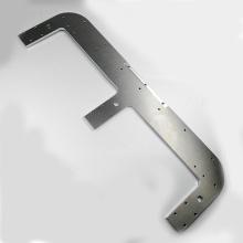 Подвергать механической обработке CNC алюминия частей