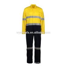 SFVEST AS / NZS vestuário de trabalho personalizado de macacão reflexivo, vendem bem na UA