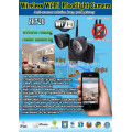 New products 5.0M motion detect outdoor security lighting with PIR camera