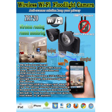 Construir em luzes de emergência do sensor de movimento e luz wifi 5.0 para veículos de segurança e casa de campo