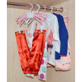 child plastic clothes drying rack