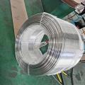 Tube capillaire en aluminium anodisé à paroi mince