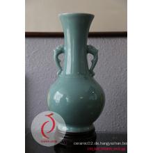 Bester Verkauf Fancy Design on-Glaze Keramik Vase