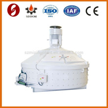 MP750 mezclador de hormigón planetario eléctrico, mezclador de la cacerola del hormigón, certificado de CE
