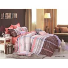 Jogo de cama de tecido de algodão egípcio