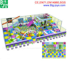 Giant Indoor Playground for Kids