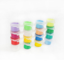 Factory selling 3ml 4-Strip Pots Wholesale Acrylic Paints