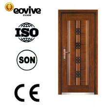Projetos da porta do quarto de hotel tipo de segurança