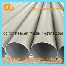 Chauffer les tuyaux en acier inoxydable par la note 304, 316, 316L