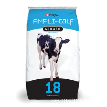 Dairy Cows Food Packaging Bag Anpassad väska