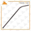 Pure Titanium Straw